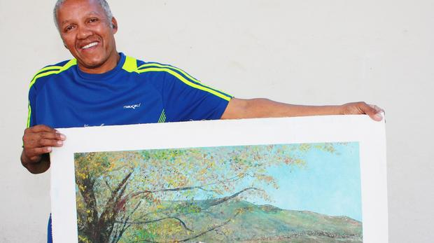 Versatile Paarl Artist Has Been Inspired By His Town photo