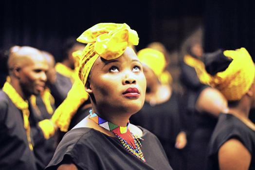 Video: Hout Bay Ingoma Choir Choir To Sing Denis Goldberg's Praises photo