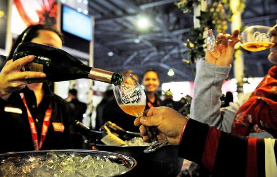 #wineshow: Sample The Best At A Winter Winederland photo