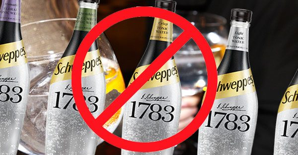 Schweppes Recall Tonic Water As They Warn Over Fault In Packaging photo