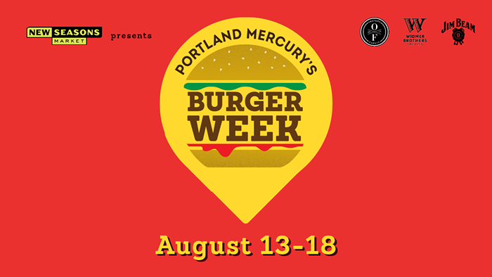 Portland Burger Week: All The Places You Can Get $5 Burgers August 13-18 photo