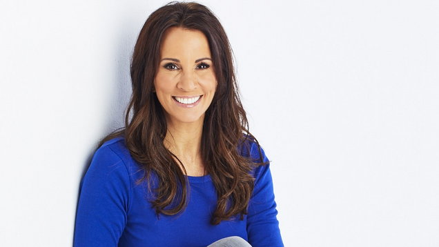 Andrea Mclean On The Fear Of Death From Her Life-threatening Blood Disease photo