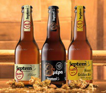 Amathus Takes On Greek Craft Beer Septem photo
