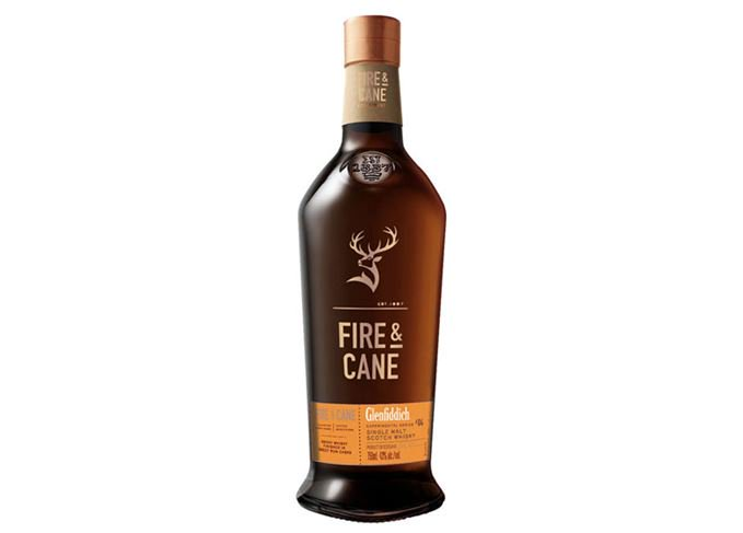 Glenfiddich Fire & Cane Unites Peat And Rum photo