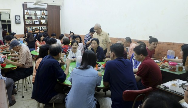 Jakarta?s First And Oldest Hakka Chinese Restaurant Wong Fu Kie A Hidden Haven Of Authentic Food And Culture photo