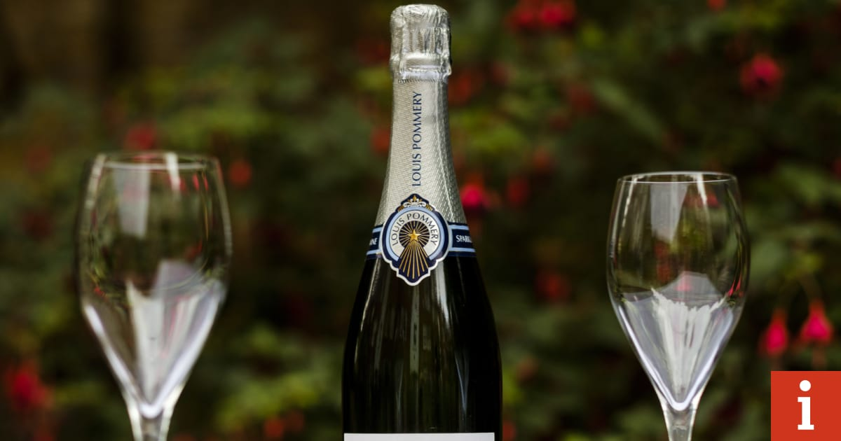 Pommery Has Become The First Major French Champagne House To Release An English Sparkling Wine photo