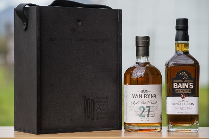 Distell Group Celebrates Nelson Mandela's Birthday With Van Ryn's, Bain's Gift Packs photo