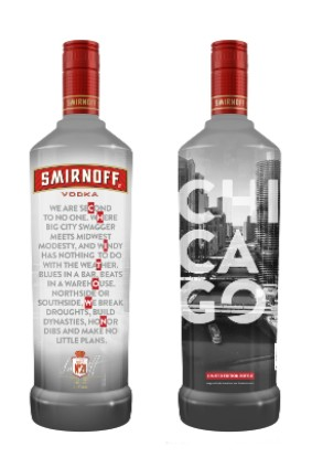 Diageo Goes Local With Limited-edition Smirnoff Bottles photo