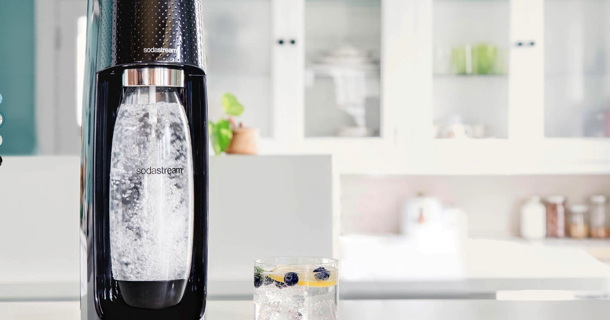 Get A Sodastream On Sale At Amazon And You Can Stop Buying Lacroix photo