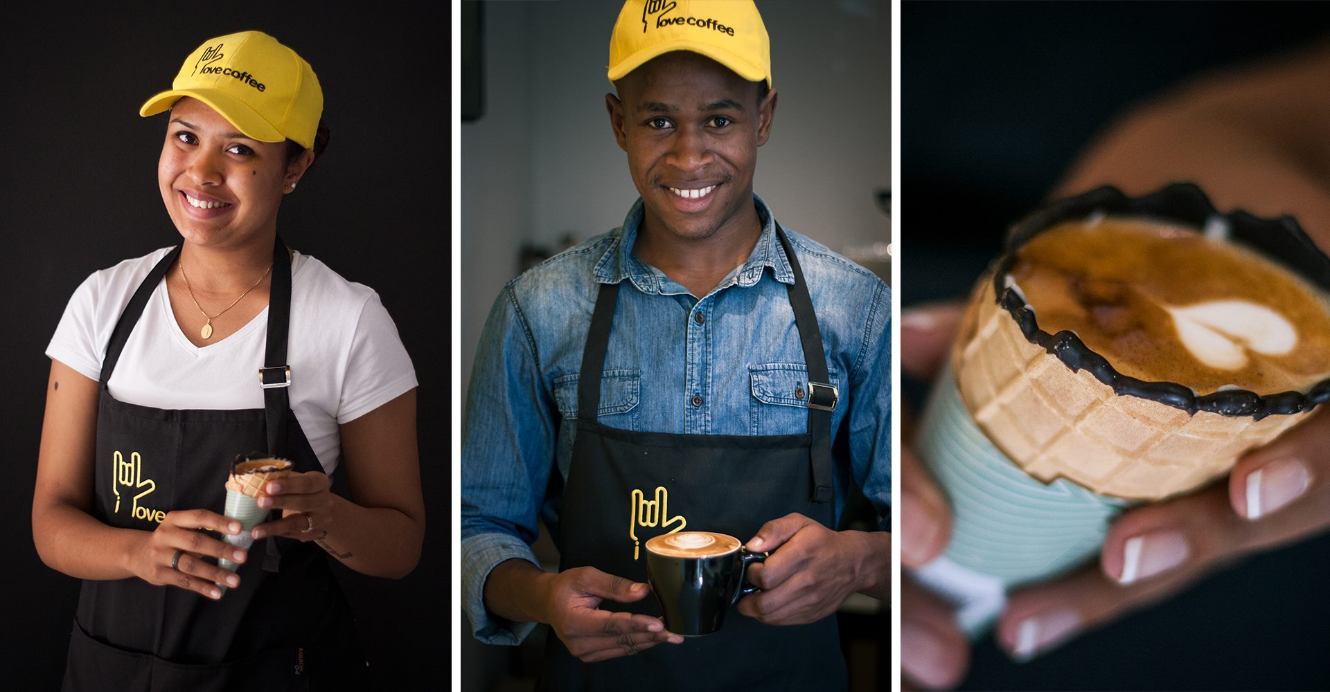 Cape Town's Most Caring Coffee Brand photo