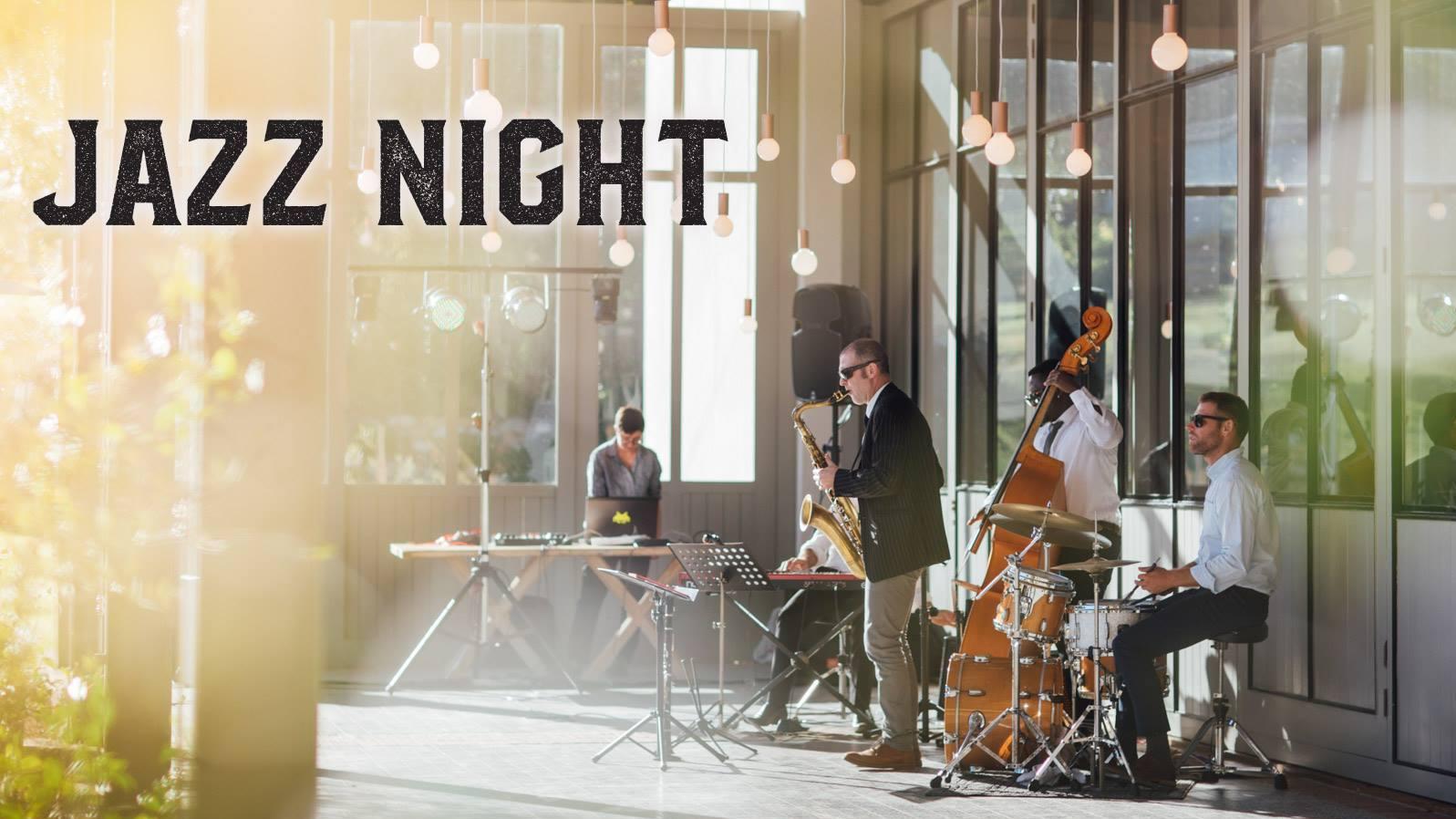 Jack Black Jazz Night photo