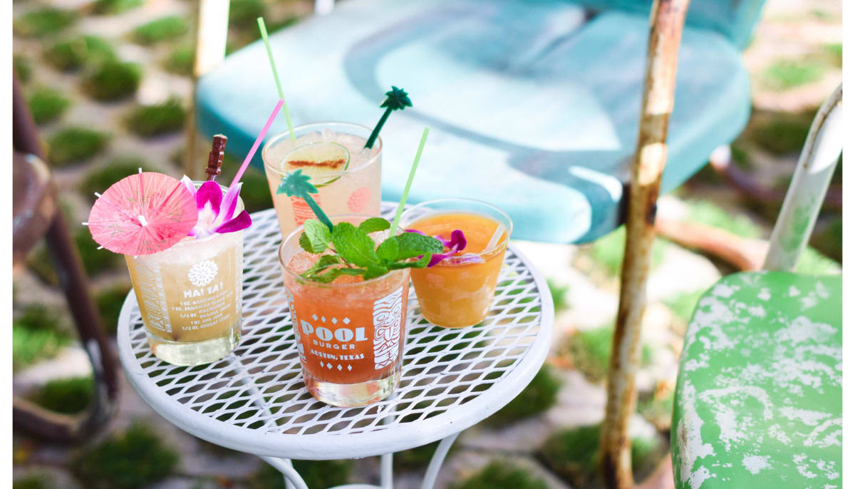 Where To Drink In Austin Right Now: 5 Beachy Bars For An Instant Vacation photo