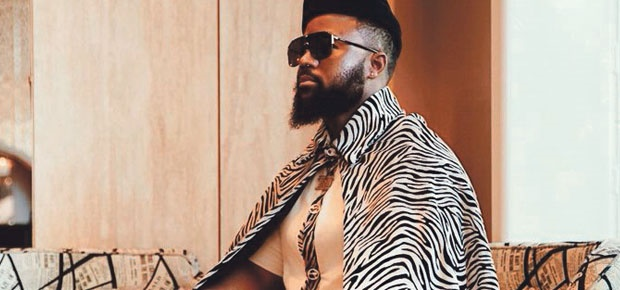 We Spoke To The Man Behind Cassper Nyovest's Bet Look, Sibusiso Mahone photo