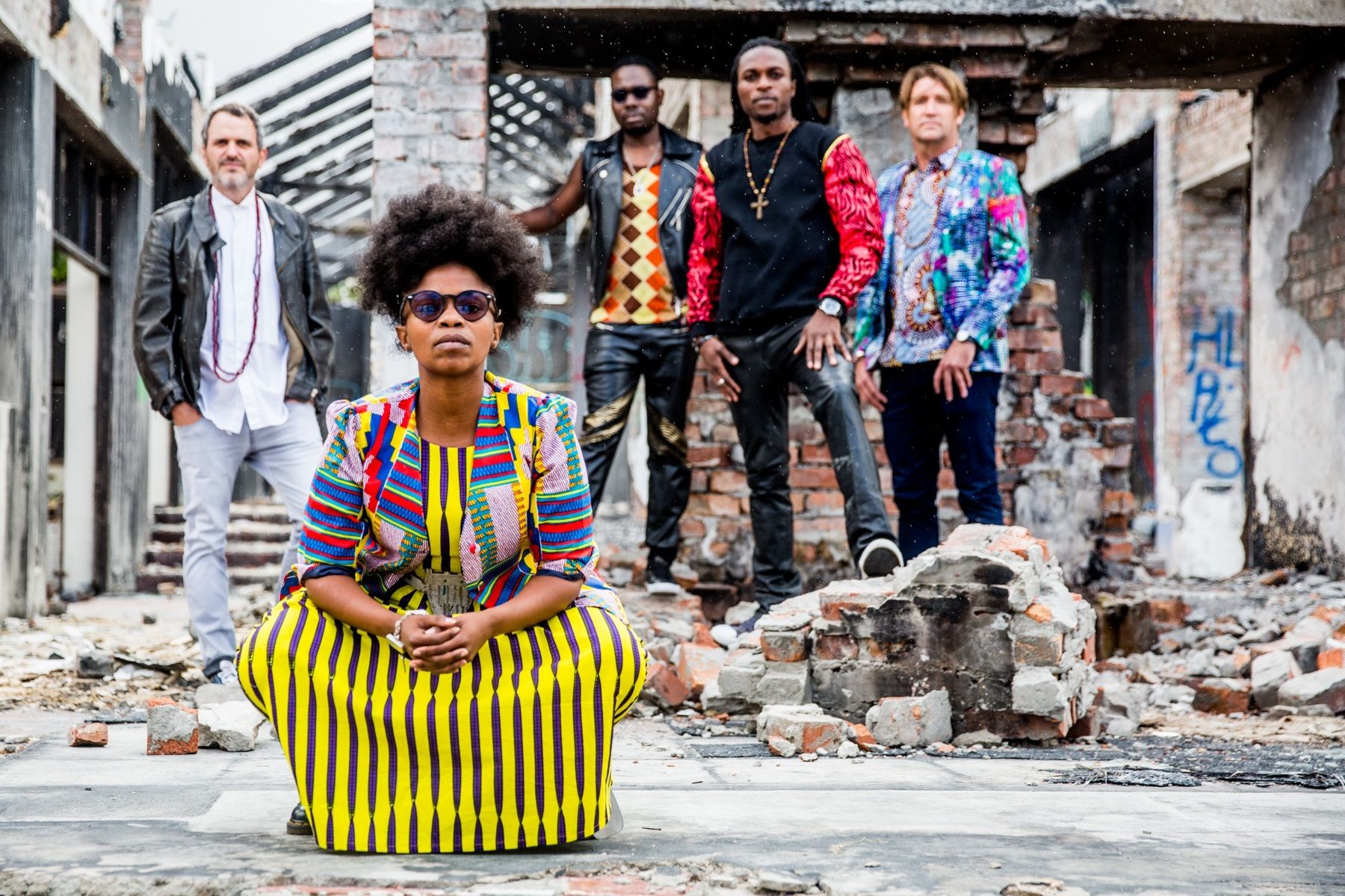 Freshlyground, Lady Zamar To Headline The 2018 Vic Falls Carnival photo