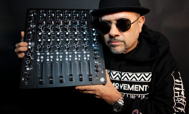 Louie Vega To Headline Dance Lineup At Dstv Delicious International Food And Music Fest photo