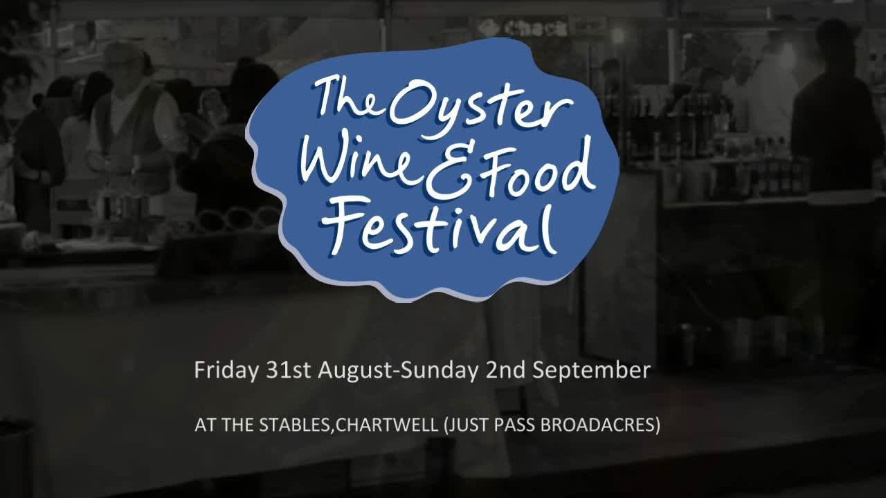2018 Oyster Wine & Food Fest To Be Held On Spring Day Weekend photo