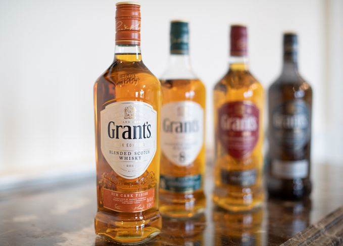 Behind Grant?s Radical Whisky Makeover photo