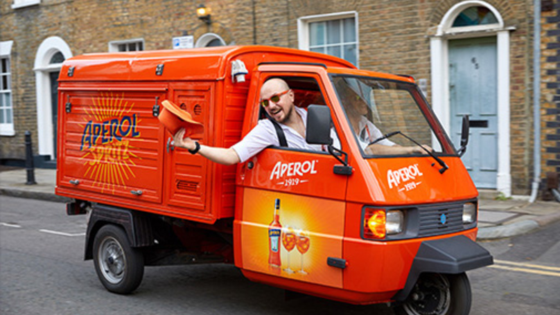 There's An Aperol Spritz Delivery Service Coming In August photo