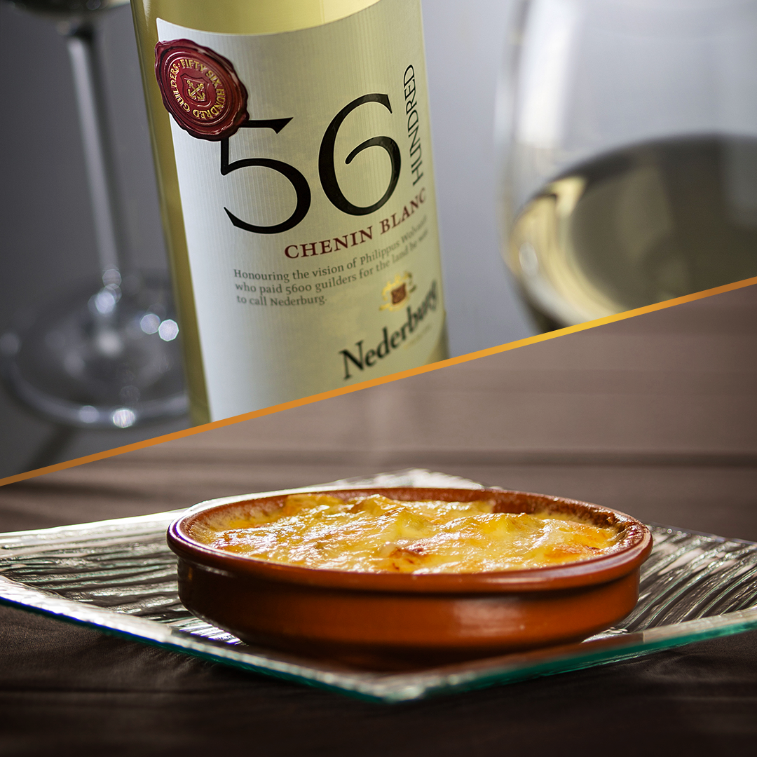 The best wine to serve with Tartiflette photo