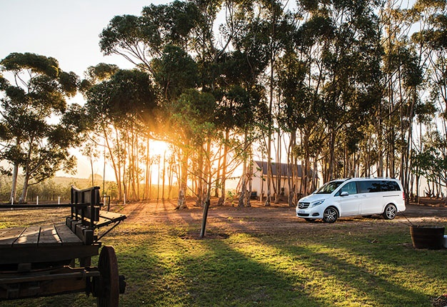 The Mercedes-benz V-class Is Luxury On Wheels Ready To Make Any Weekend A Lavish One photo