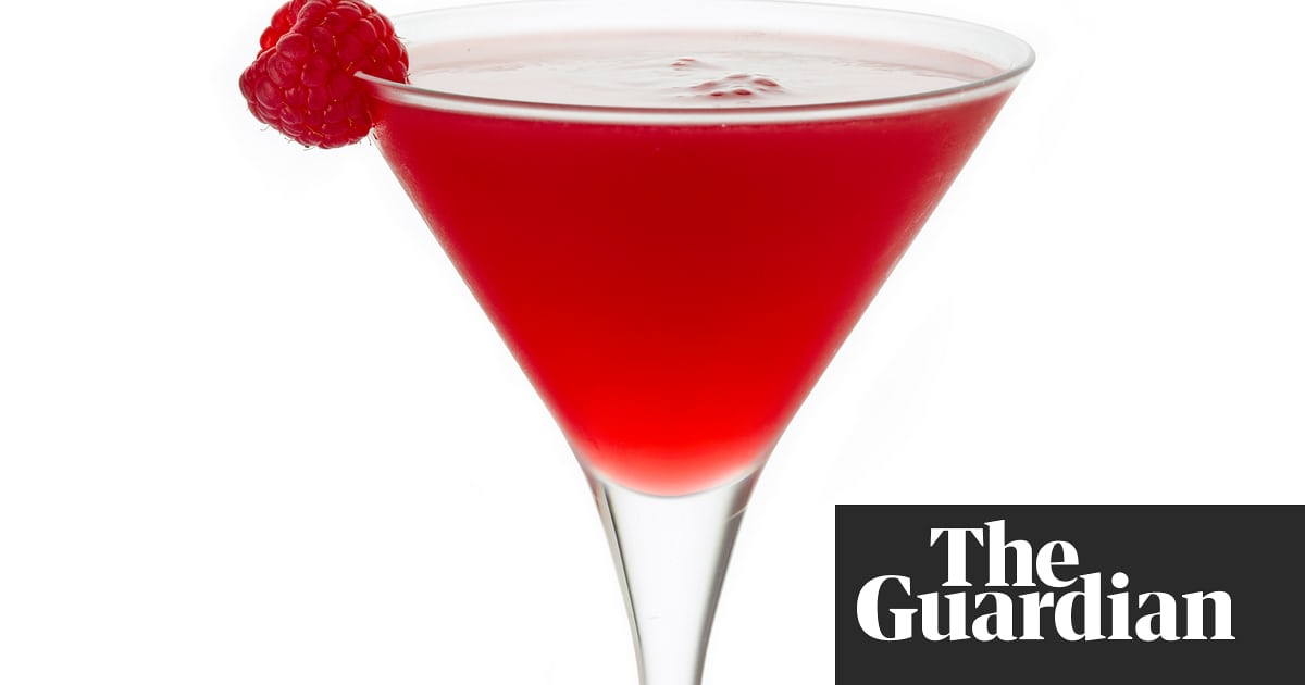 Cocktail Of The Week: French Martini photo