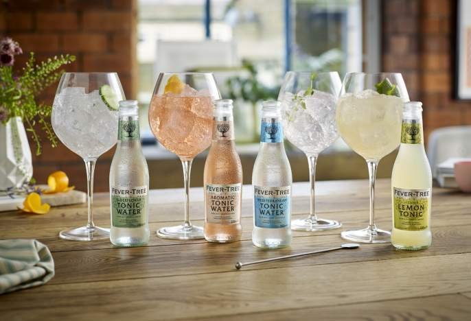 How Fevertree Usurped Britvic And Schweppes To Pop To The Top Of The Uk Tonic Market photo