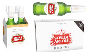 Stella Artois Launches Gluten Free Range photo