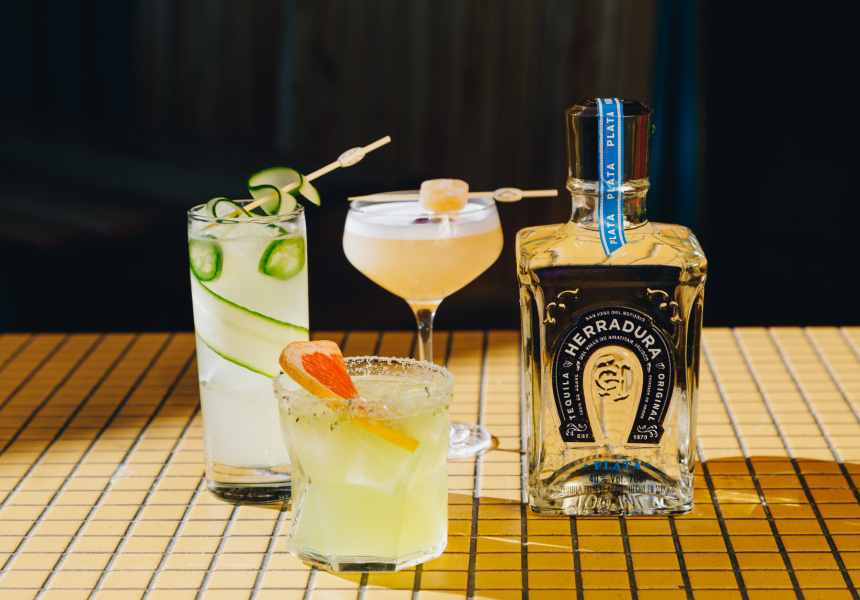 Three Cocktails To Celebrate World Tequila Day At Fonda photo