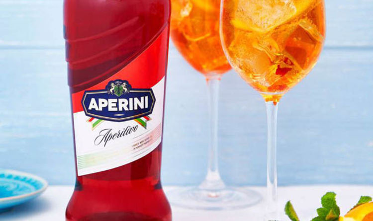 Aldi Aperitif Outshines World Famous Aperol photo