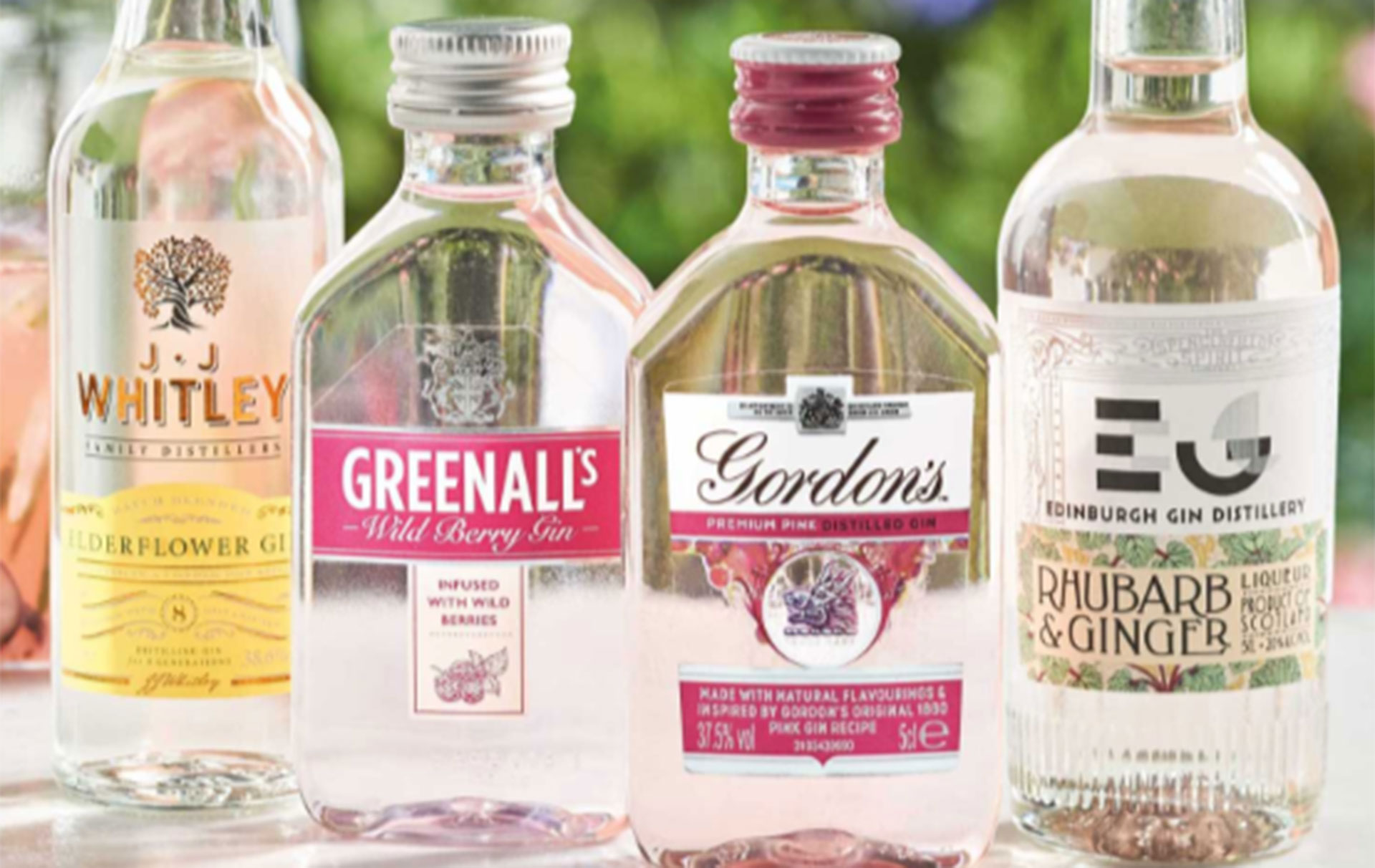 Aldi's Home Gin Tasting Set Is An Absolute Bargain photo