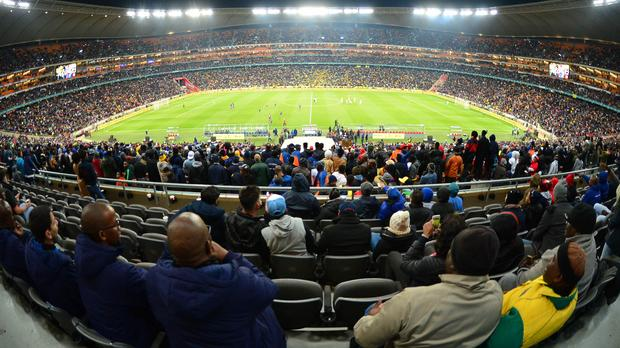 Chiefs Vs Sundowns Pre-season Friendly To Help Keep Fnb Stadium Relevant photo