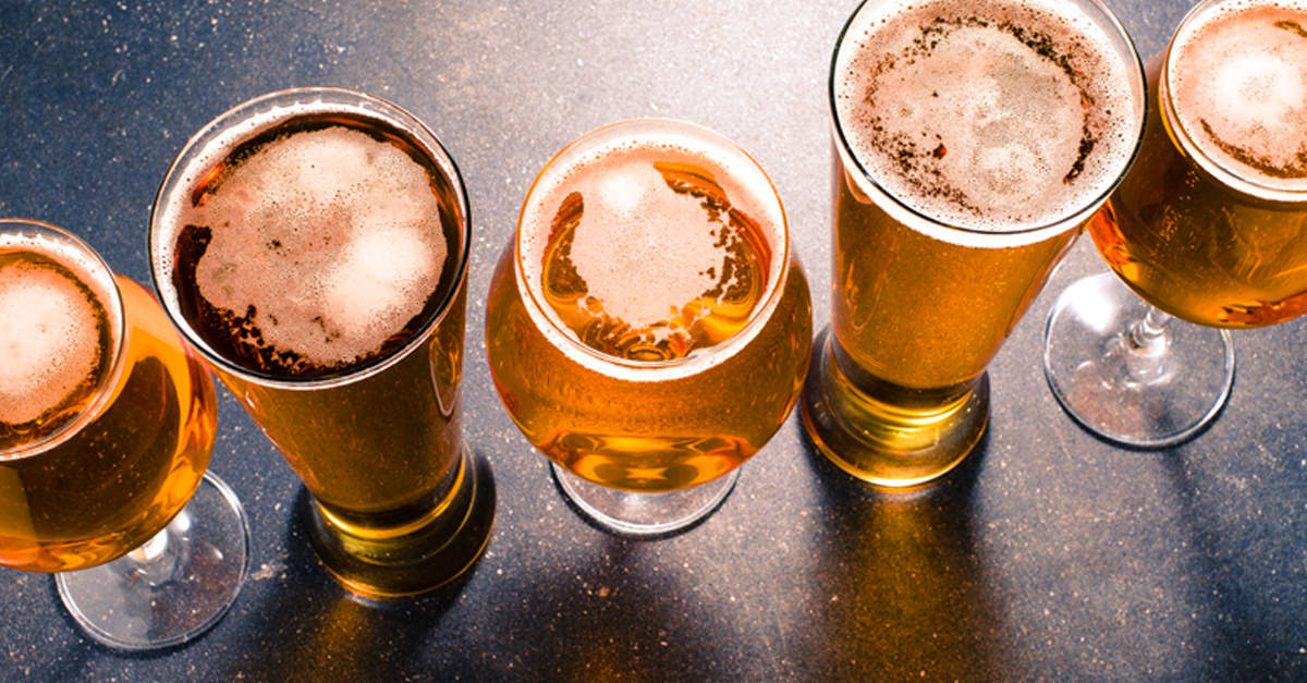 10 Easy Pleasing Golden Ales To Soak Up This Summer, Ranked photo