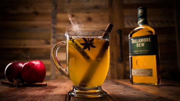 A Hot Apple Cocktail photo