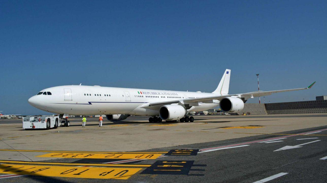 Conte Annuncia Lo Stop Al Contratto Airbus Voluto Da Renzi photo