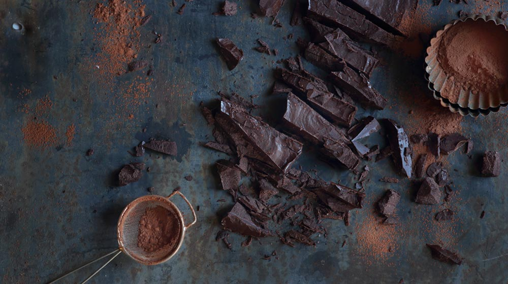 Mouthwatering Recipes With Chocolate photo