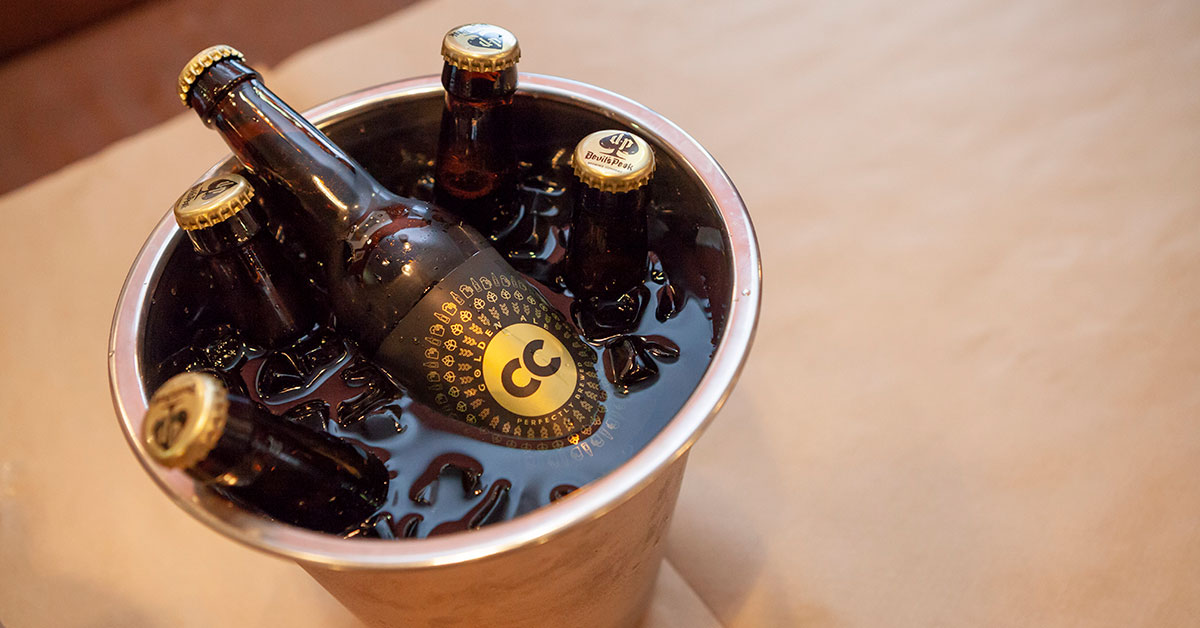 Col'cacchio Launches Their Cc Golden Ale In Restaurants Nationwide photo