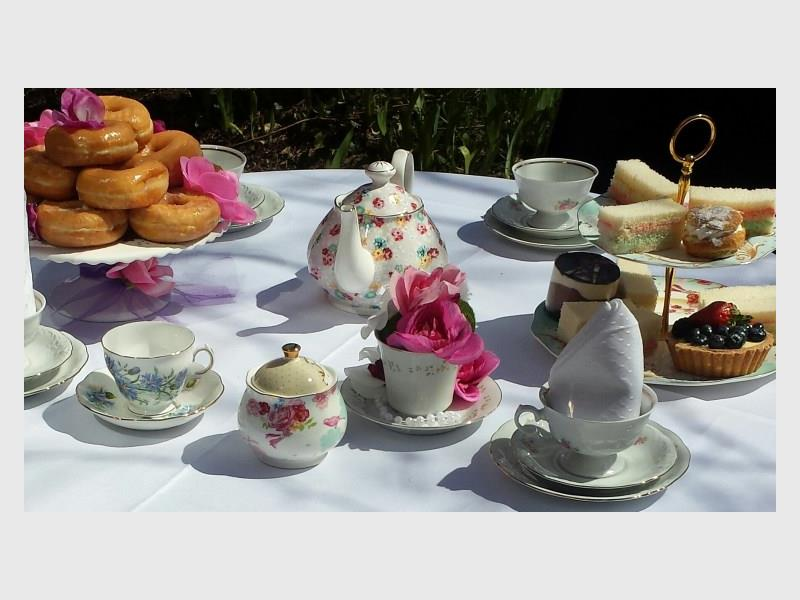 It's Cuppa For Cansa Fund-raising Time photo