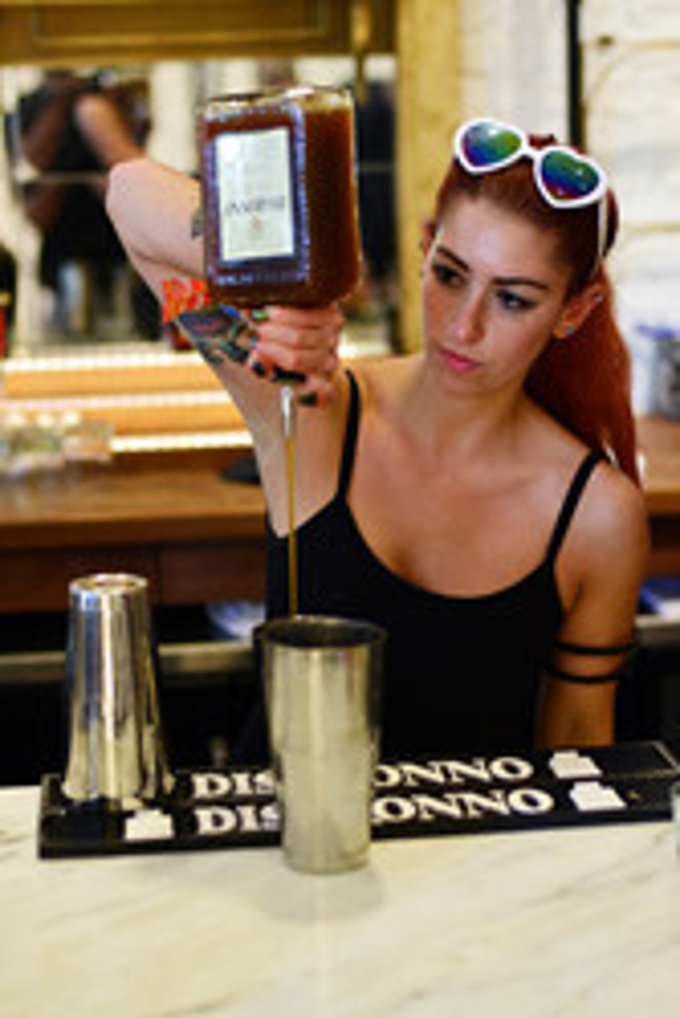 Disaronno's The Mixing Star Launches Bar Tag Series At Tales Of The Cocktail photo
