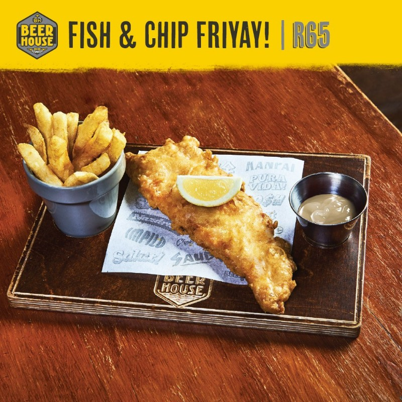 Fish n Chips for R65 photo