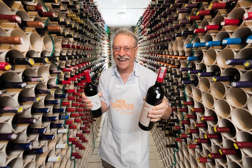 Dom Francisco 30 Anos: Restaurante Promove Feira De Vinhos Na Asbac photo