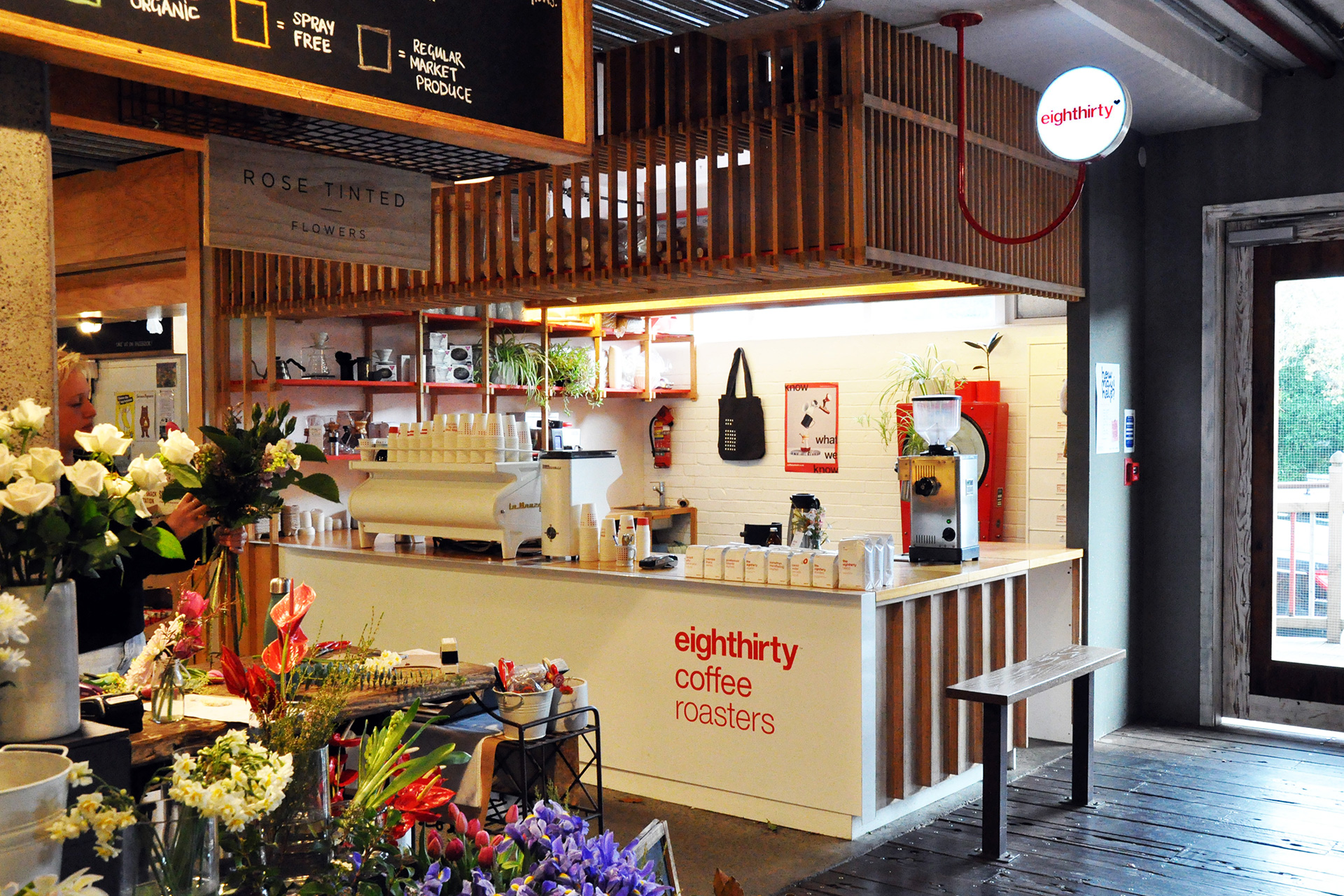 Eighthirty Coffee Roasters: Moving Auckland Beyond Traditional Tastes photo