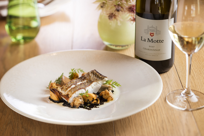 New Delight At Pierneef La Motte Restaurant photo