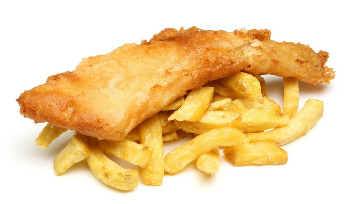 Free Glass of Wine with Fish n Chips for R50 photo