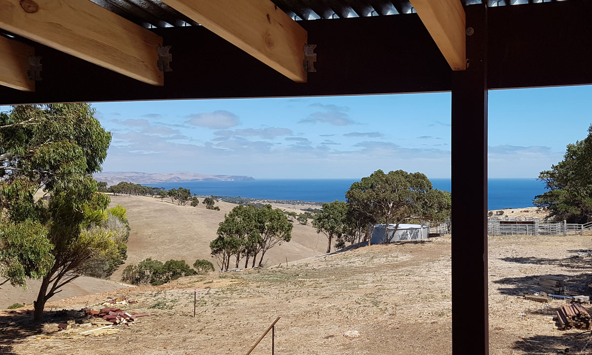 Fleurieu's New Brewery With A View photo