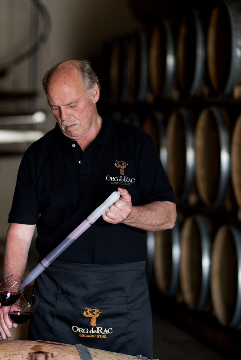 Frank Meaker Selected to Join Bordeaux Brotherhood photo