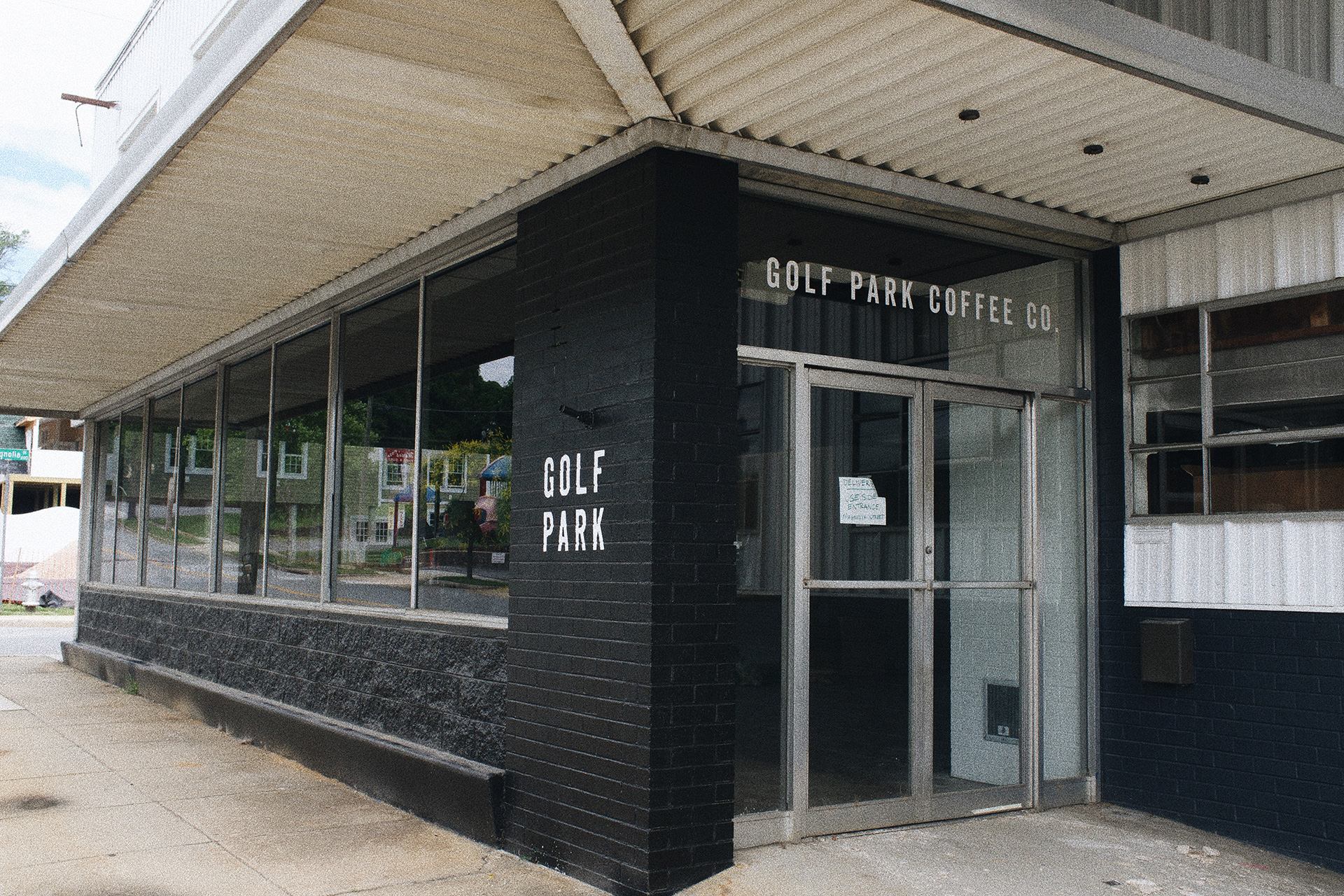 Build-outs Of Summer: Golf Park Coffee In Lynchburg, Va photo