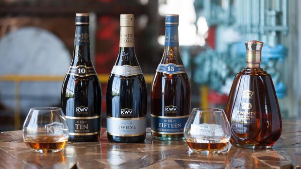 Kwv Wins Top Global Brandy Producer Of The Year For 3rd Time photo