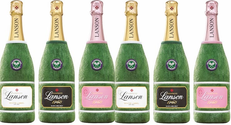 Another Perfect Start To Wimbledon With Champagne Lanson photo
