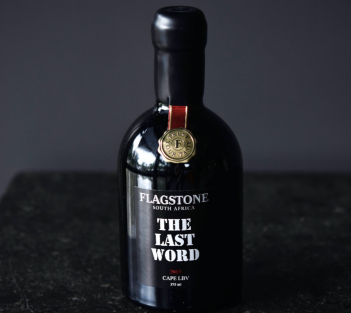 Wine Of The Month Club: Flagstone The Last Word Cape Lbv 2013 photo
