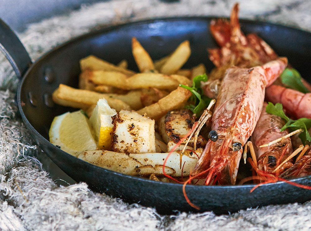 New Look And Expanded Menu Makes Live Bait The Go-to Seafood Spot At Surfers Corner, Muizenberg photo